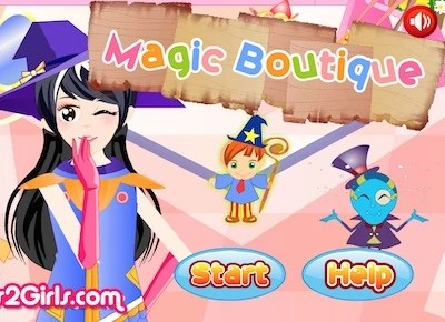 Magic Boutique