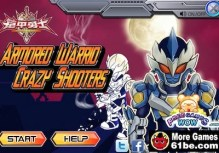 Armored Warrio Crazy Shooters