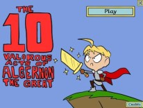The 10 Valorous Acts Of Algernon The Great