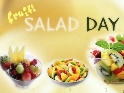 Fruit Salad Day