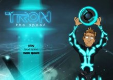 Tron – The Spoof