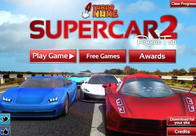 Super Car Road Trip 2