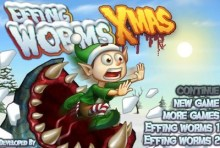 Effing Worms X-Mas