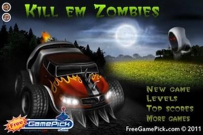 Kill Em Zombies