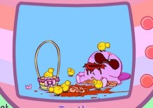 Happy Tree Friends Easter Smoochie