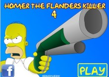 Homer and Flanders Killer 4