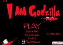 I am Godzilla