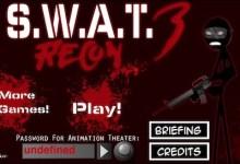 S.W.A.T 3 Recon
