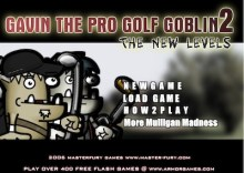 Gavin the Pro: Golf Goblin 2