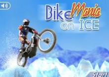 Bike Mania of Ice