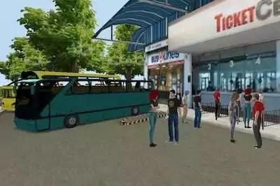 Indian Uphill Buss Simulator