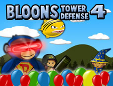 bloons tower defence 4 unblocked