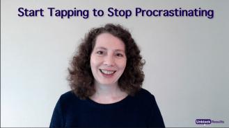 Start Tapping to Stop Procrastinating