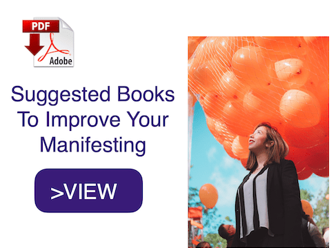 Suggested Books To Improve Your Manifesting