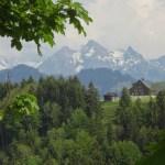 Postcard Alps