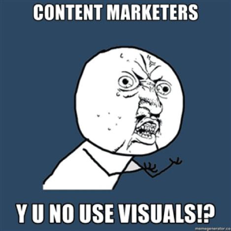 Content Marketer meme
