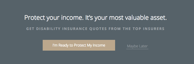"""Focus on end results: """"Protect your income."""""""
