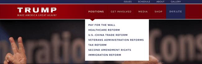 trump-burger-menu-presidential-marketing-campaign