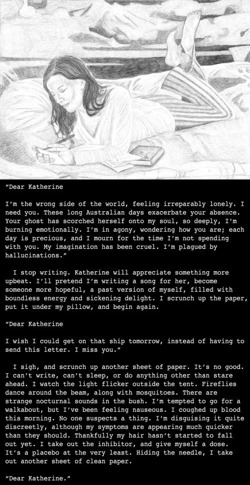 Alexand's backstory, set in Australia (3990)