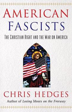 American Fascists Book Jacket