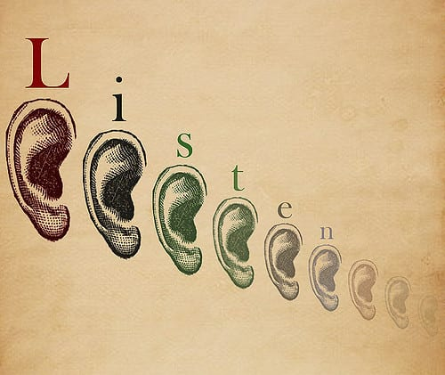 Mediation: Learning To Listen