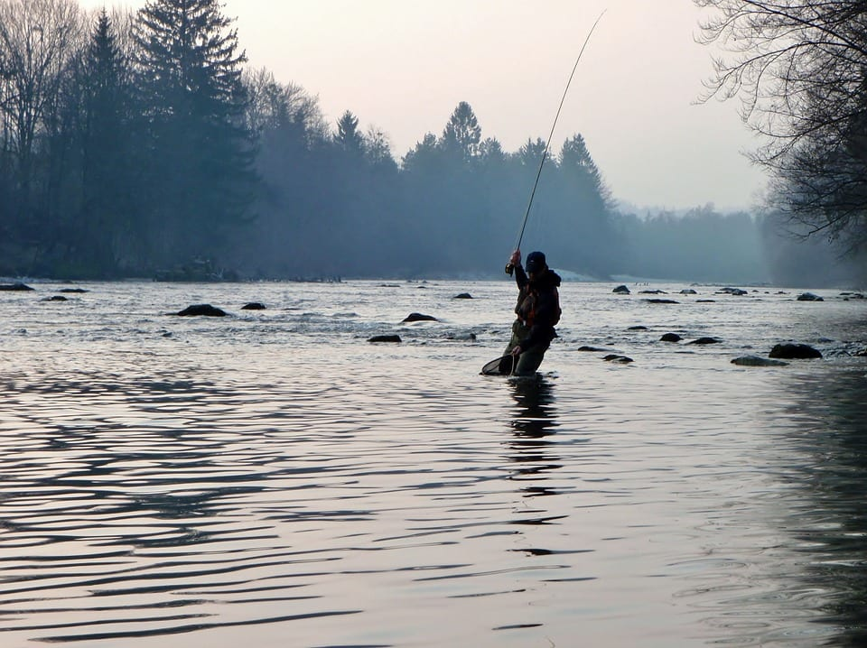 Fly fishing 2 - GUEST POST: 7 Simple Tactics to Catch more Trout on Flies