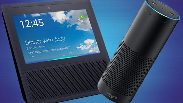 Amazon Introduces the Echo Show