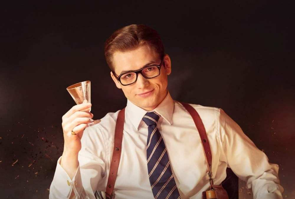 Kingsman: The Golden Circle: Statesman Whisky will be a Reality