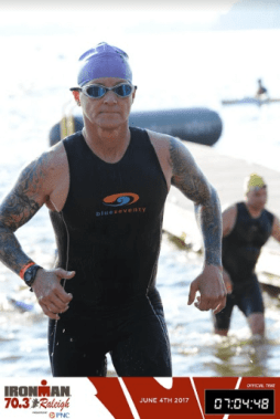 ironman finish 201x300 - Todd Crandell: Race To Recovery