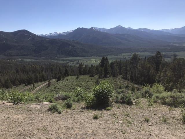 South Central Loop: An Idaho Motorcycle Ride