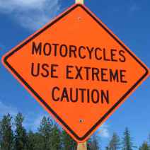 motorcycle caution 300x300 - South Central Loop: An Idaho Motorcycle Ride