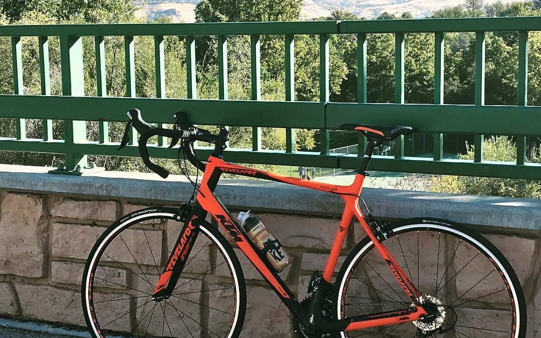 From Mountain to Road: A Cyclist's Journey