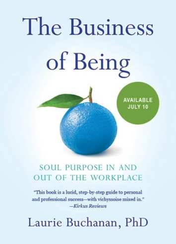 postcard front business - Book Review: The Business of Being: Soul Purpose in and Out of the Workplace