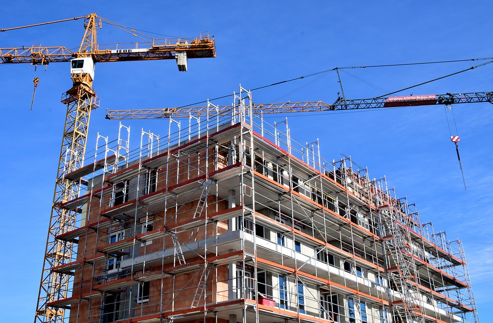 Building Boom: Projected Growth in the 5 Most Active Construction Markets in the World