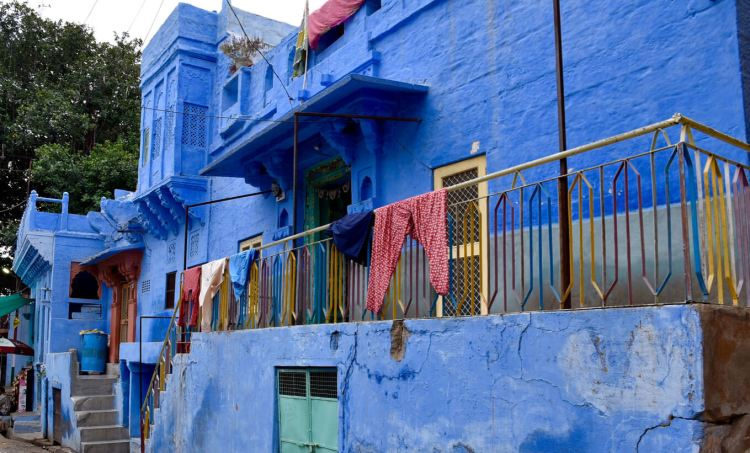 Blue City Houses Jodhpur things to do