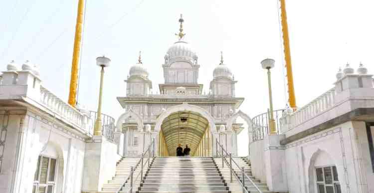 Gurudwara Shri Data Bandi Chhor Fort Gwalior