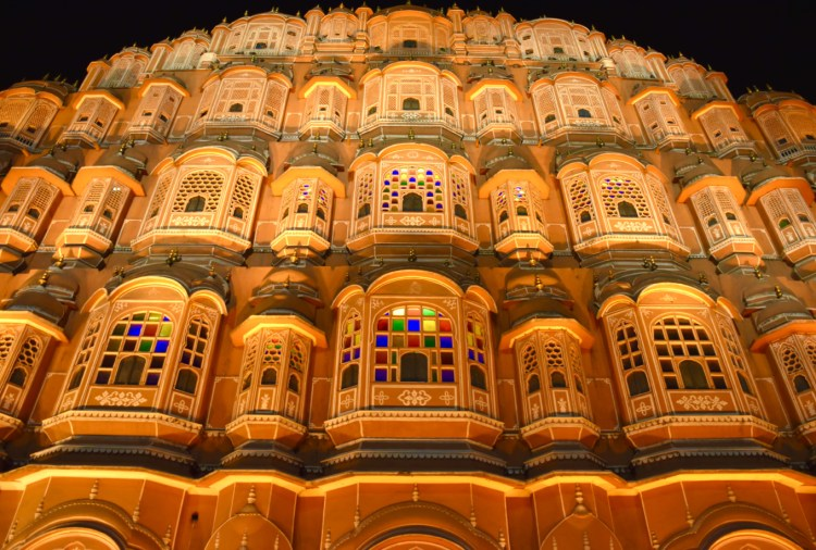 Hawa Mahal Night Jaipur Things to do