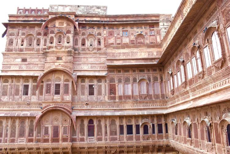 Mehrangarh Fort Shrinagar Chowk Jodhpur things to do
