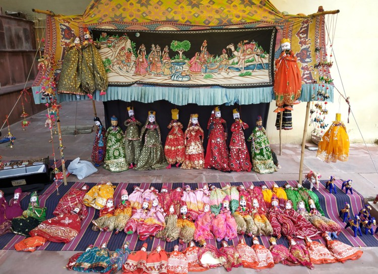 Pink City Puppet Shopping Jaipur Things to do