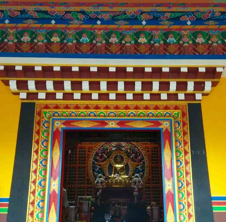 Lord Buddha Thrangu Canadian Monastery Lumbini Things to do
