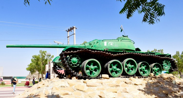 War Museum T90 Tank Jaisalmer Things to Do