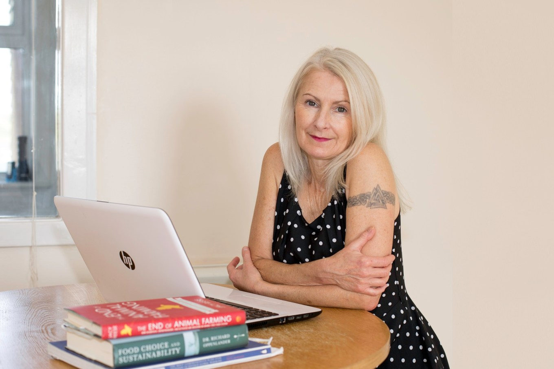 Rebecca Knowles - Founder of Vegan Outreach Scotland