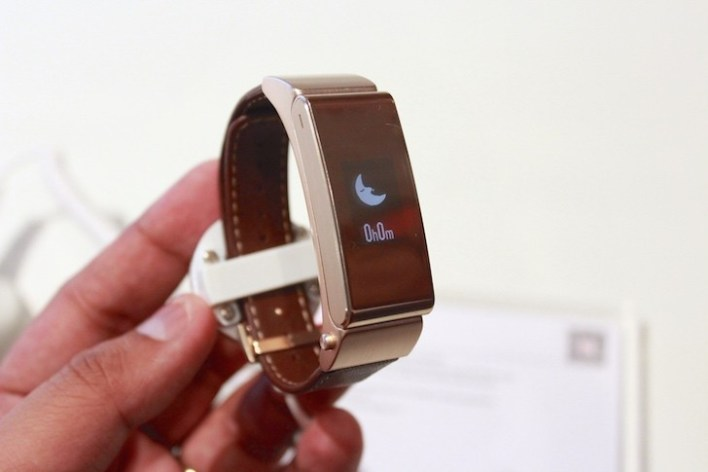 The new Huawei Talkband B2