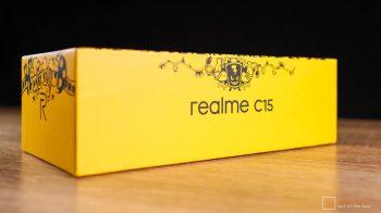 Unbox Realme C15 Review-14