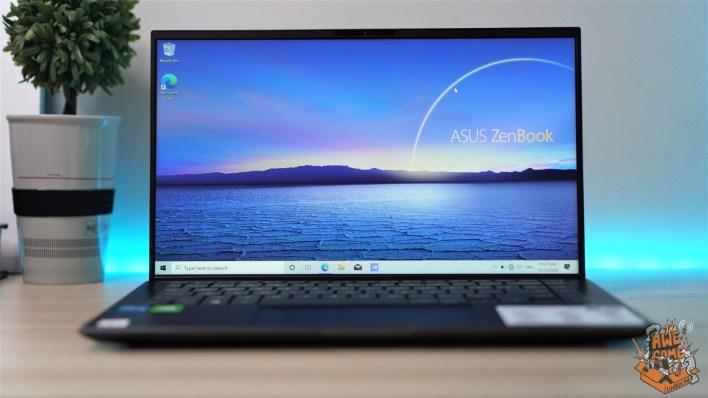 ZenBook 14 UX435EG hands-on review