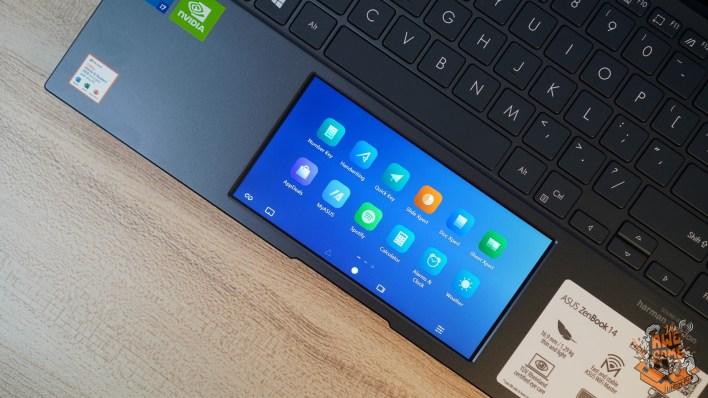 ZenBook 14 UX435EG features