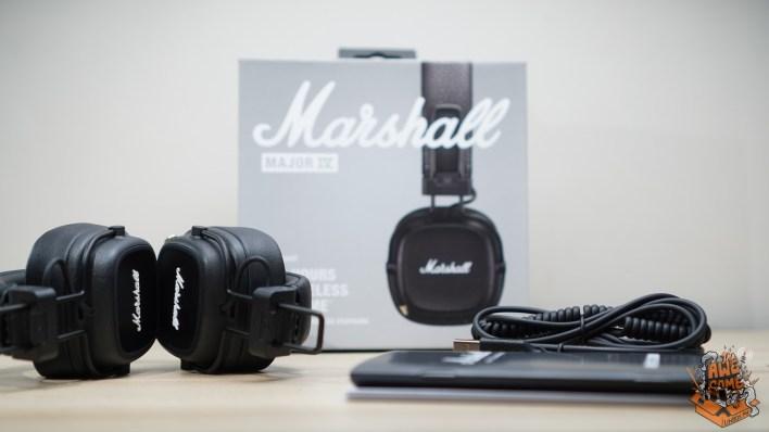 Marshall Major IV Unboxing