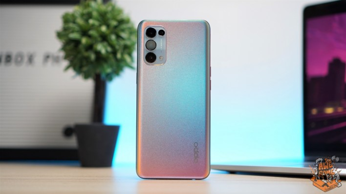 OPPO Reno5 4G Hands On review