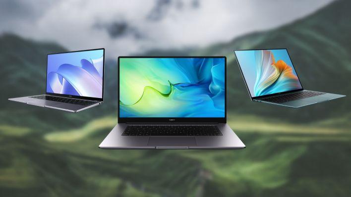 Huawei Matebook 2021 Laptops