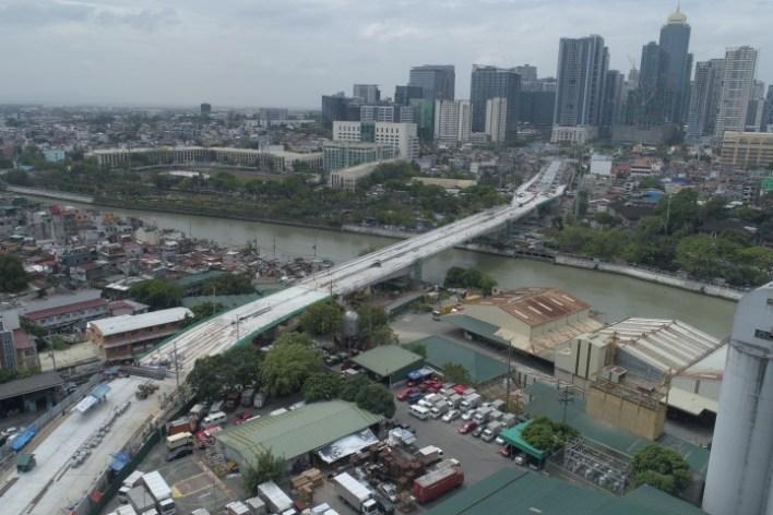 Partial Opening of BGC-Ortigas Link Postponed Until June